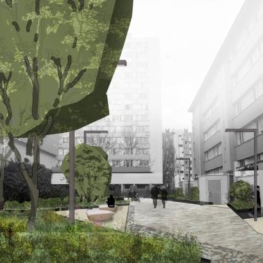 Photomontage Malassis Bagnolet AFG-entrées Condorcet
